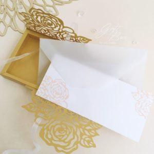 Gift box «Rose» цвет 6