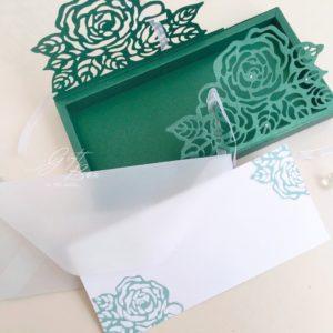 Gift box «Rose» цвет 1