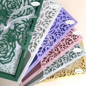 Gift box «Rose» palitra