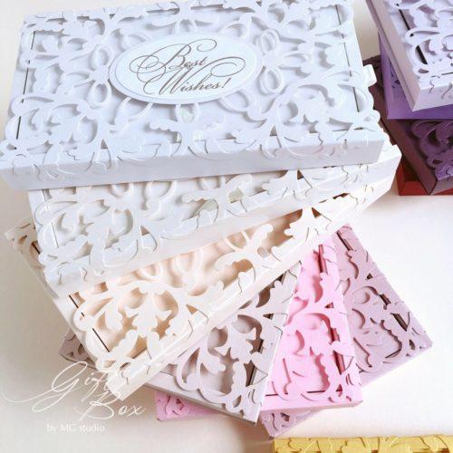 Gift box «Afrodita» palitra