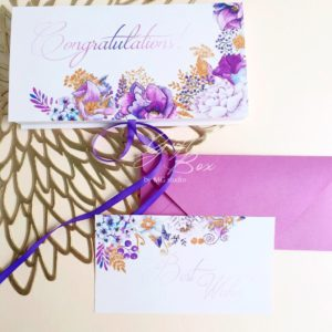 Gift box «Izabella» цвет 1