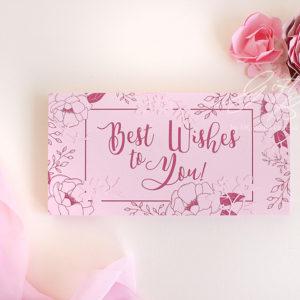 Gift box «Lampika Pink»