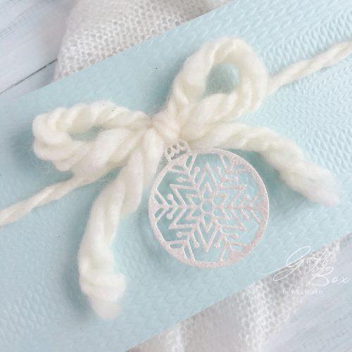 Gift box «Cozy» цвет 1