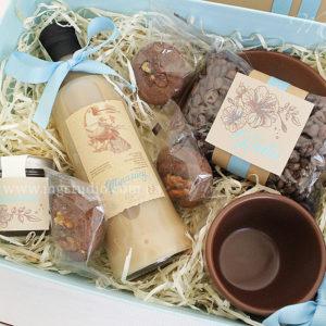 Подарочный набор «Coffee lovers»