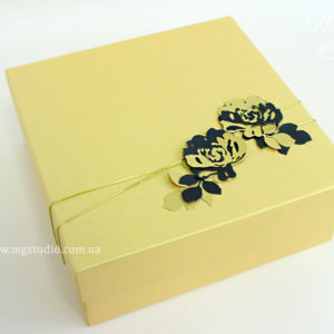 Подарочный набор «Golden lady»