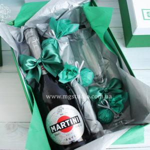 Подарочный набор «Martini Asty Light»
