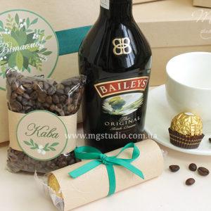 Подарочный набор «Мой любимый кофе Крафт»