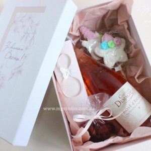 Подарочный набор «Rose tasty»