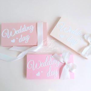 Gift box «Wedding day» palitra
