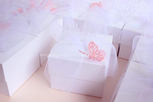 Бонбоньерки «Light butterfly»
