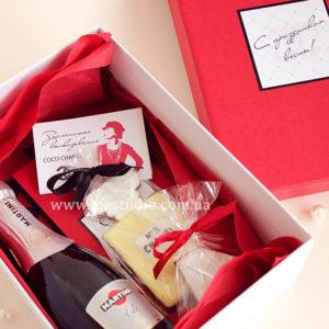 Подарочный набор «Chanel chic»