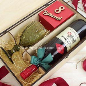 Подарочный набор «Vine delicious»