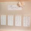 План рассадки гостей «Lace flower 1»