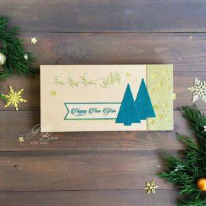 Gift box «Happy NY»
