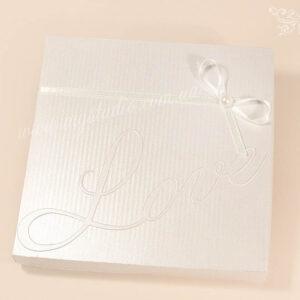 Пригласительные «Love Box»